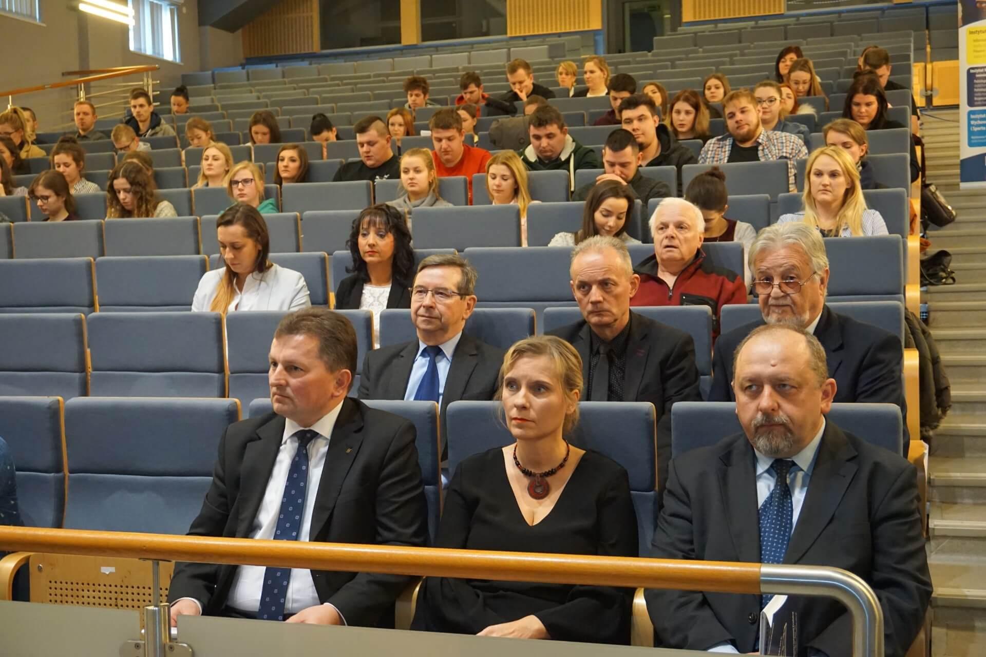 Uczestnicy konferencji